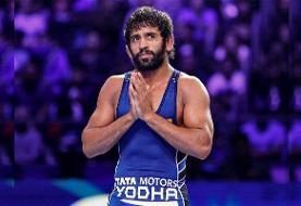 مدال آور هندی المپیک و تمجید زیبا از حسن یزدانی