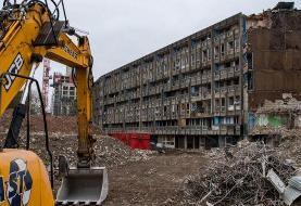 تغییرات آبوهوایی؛ مهندسان بریتانیا خواستار توقف تخریب ساختمانها شدند