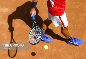 سرمربی تنیس: شانس صعود به دسته سه آسیا را داریم/ بگذارند با آرامش کار کنیم