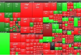 در معاملات امروز بورس چه گذشت؟