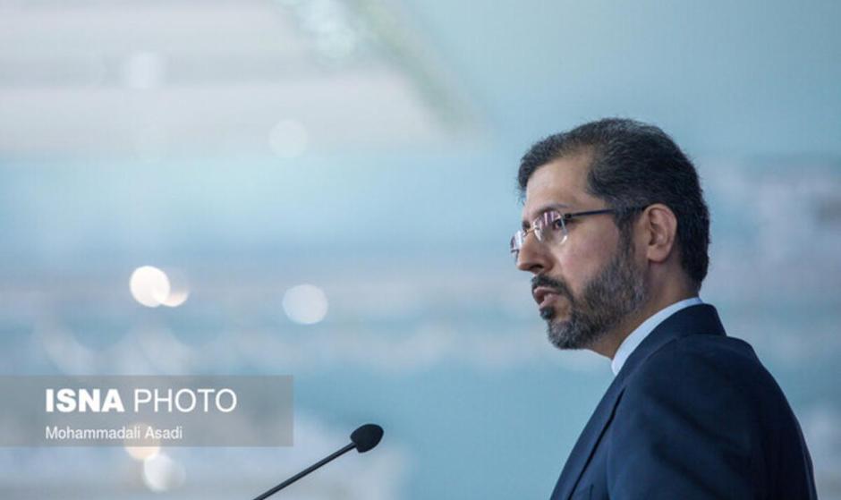 وزارت خارجه: وزیر خارجه ایران در اولین فرصت به لبنان سفر میکند