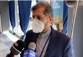 خطیب زاده: وزیرخارجه ایران در اولین فرصت به لبنان سفر میکند