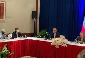امیرعبداللهیان: آماده گفتگوهای نتیجهمحور هستیم/ توازن در سیاست خارجی را حفظ میکنیم