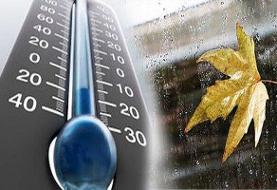 کاهش  ۸ تا ۱۰ درجه ای دمای هوا امروز و فردا در شمال شرق کشور