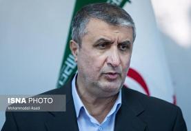 رئیس سازمان انرژی اتمی درگذشت آیت الله حسنزاده آملی را تسلیت گفت