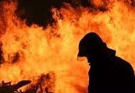 آتشسوزی در مرکز تحقیقات خودکفایی سپاه / ۳ نفر مجروح شدند