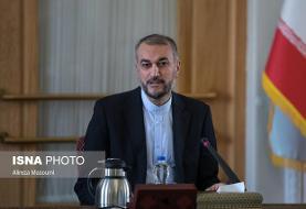 وزیر امور خارجه: ایران حسن نیت را با حسن نیت جواب میدهد