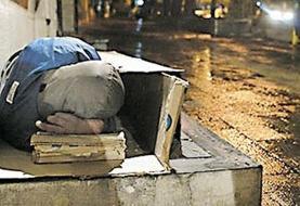 ۶ هزار کارتنخواب و معتاد در تهران هویت ندارند