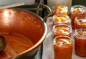 طرز تهیه مربای به؛ مخصوص روزهای پاییزی