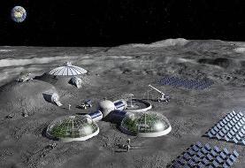 روش جدیدی برای زنده ماندن در کره ماه