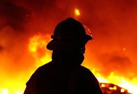 روابط عمومی سپاه: حادثه آتش سوزی در یکی از مراکز تحقیقات خودکفایی سپاه در غرب تهران