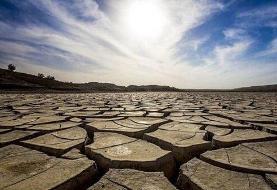 ۹۳درصد سیستان و بلوچستان، درگیر خشکسالی