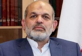 وزیر کشور: مرزهای مهران و شلمچه آماده بازگشت زائران اربعین حسینی هستند