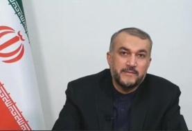 امیر عبداللهیان: ایران حسن نیت را با حسن نیت جواب میدهد