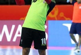 فرهاد فخیم جام را از دست داد/احتمال ضعیف حضور طیبی مقابل قزاقستان