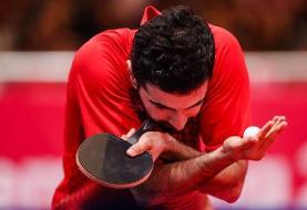 هند حریف ایران در تنیس روی میز قهرمانی آسیا شد/ سهمیه قهرمانی جهان قطعی است