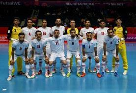حذف فوتسال ایران از جام جهانی توسط قزاق ها | ترس بلای جان شاگردان ناظم الشریعه شد