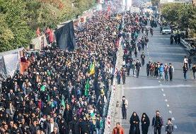 اعلام مسیرهای پنجگانه راهپیمایی جاماندگان اربعین در تهران | ممنوعیت ...