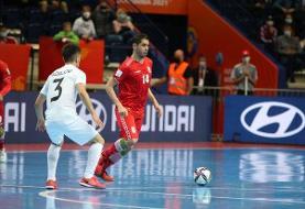 پیروزی ایران در نیمه نخست/ قزاقستان به اندازه کل جام گل خورد!