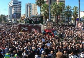 تدفین پیکر علامه حسنزاده آملی به صبح سهشنبه موکول شد