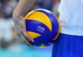 پیروزی مجدد جوانان والیبال ایران مقابل مراکش