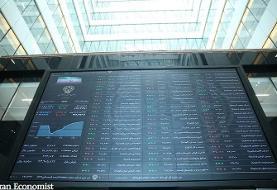 اسامی سهام بورس با بالاترین و پایینترین رشد قیمت در ۶ مهر
