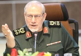 سرلشکر صفوی: قدرت موشکی هوافضای سپاه با دستور فرمانده کل قوا توسعه یافت