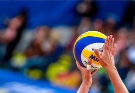 پیروزی جوانان والیبال ایران مقابل مصر در دور دوم رقابتهای جهانی