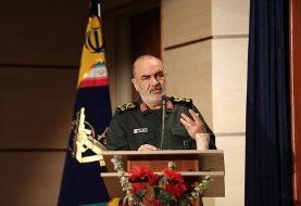 فرماندهکل سپاه: اگر دفاع مقدس نبود مشق شکست مستکبران صورت نمی گرفت