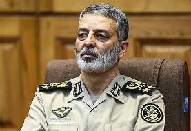 امیر موسوی: ارتش از مردم، با مردم و در کنار مردم است